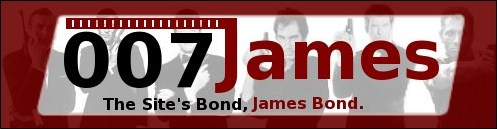 007James - The Site's Bond, James Bond.